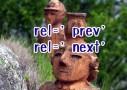 """WordPressでlink rel=""""prev/next""""属性をカスタマイズする"""