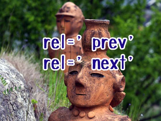 "WordPressでrel=""prev/next""をカテゴリなどにも実装する"