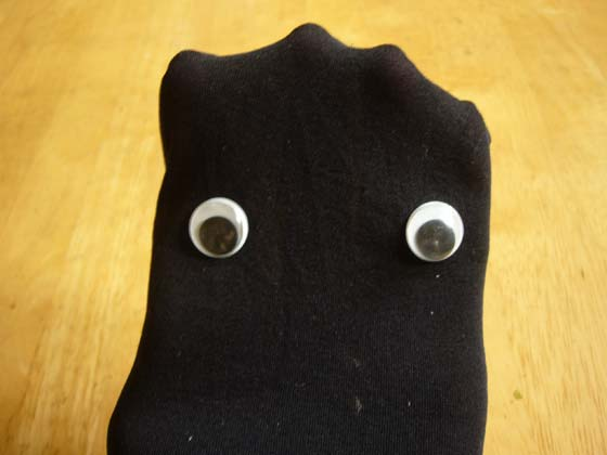 芝人形を作る