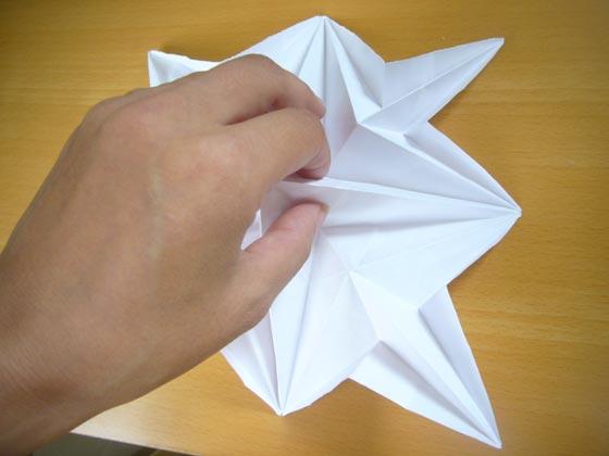5首鶴の折り方