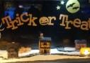 Trick or Treat と伝説の軒ビーム