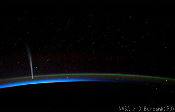 ラブジョイ彗星(C/2011 W3)