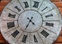 ローマ数字の時計盤