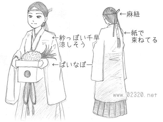 靖国神社の永代神楽祭に遺族として参列してみた