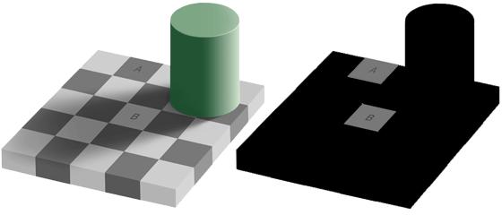 錯視のチェック画像を使った色判定