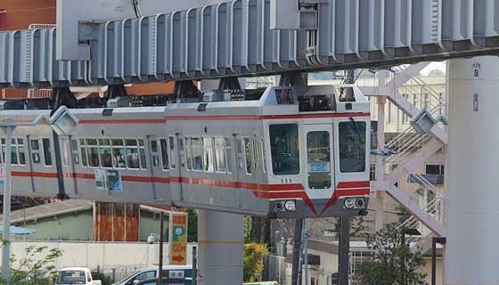 湘南モノレールを120%楽しむ沿線紹介とオススメ観光プラン