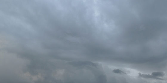 乱層雲・雨雲