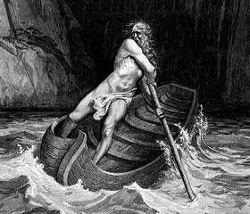 ギリシャ神話カロン