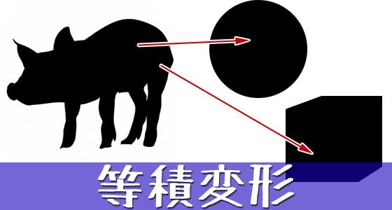 人体と同じ体積のお肉を球や立方体にしてサイズを求める計算機