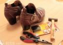 靴底を自分で張替え修理するときの良くある失敗&補修材の選び方