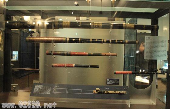 江戸時代の望遠鏡