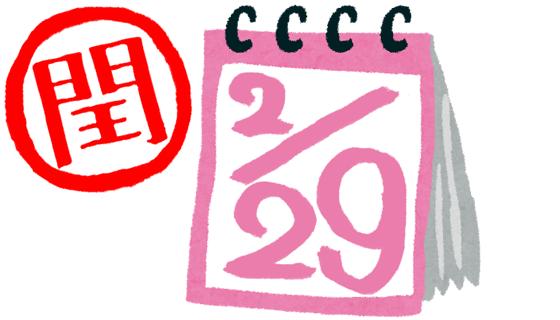 2月29日生まれって普通の誕生日はどうしてるの?閏日まめ知識