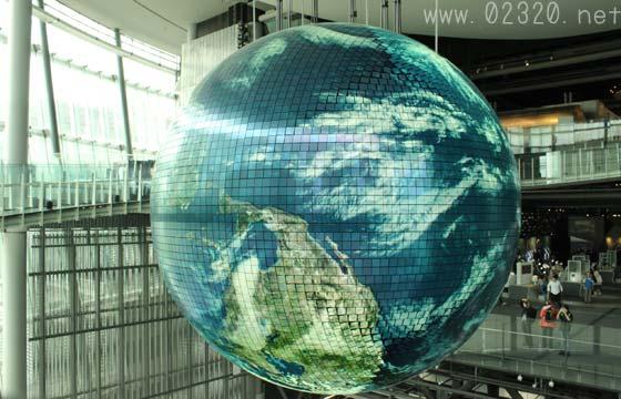 日本科学未来館リニューアル!熊本地震も含めた防災展示が必見