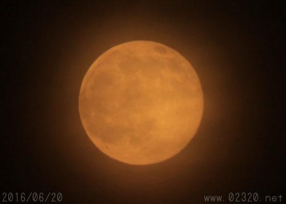 夏至の満月がストロベリームーンだなんて初耳だから調べてみた