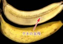 バナナのタネになるところ