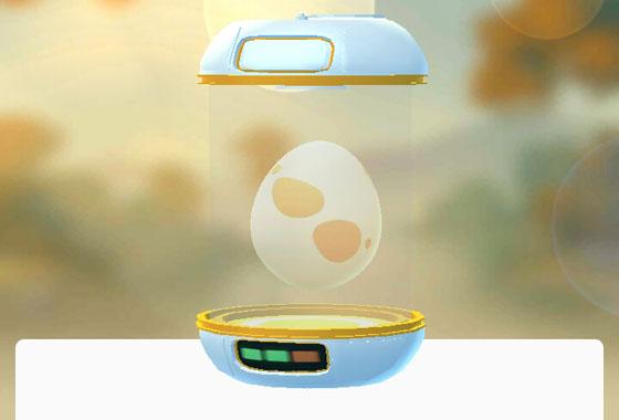 【PokemonGO】5Kmタマゴから孵化するポケモンの確率