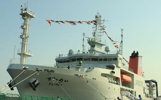 誰も書かないJAMSTEC海洋広域研究船「かいめい」の裏話