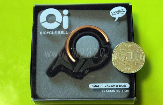 オシャレな自転車ベル knog Oi と海賊版どっちが買い?