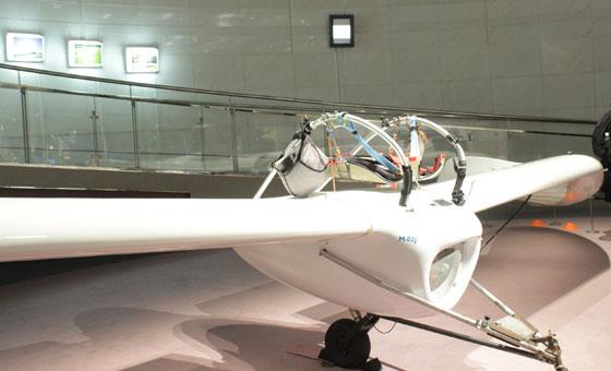 ナウシカの小型飛行機『メーヴェ』に乗ってきた!